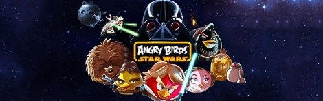 Banner Angry Birds Star Wars