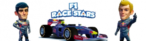 Banner F1 Race Stars Powered Up Edition
