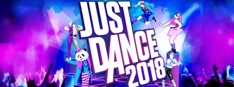 Banner Just Dance 2018