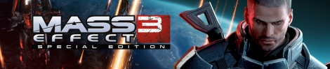Banner Mass Effect 3 Special Edition