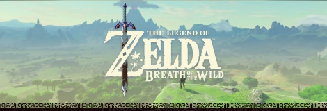 Banner The Legend of Zelda Breath of the Wild