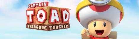 Banner Captain Toad Treasure Tracker