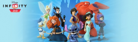 Banner Disney Infinity 20 Toy Box Combo Pack