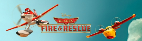 Banner Disney Planes Fire and Rescue