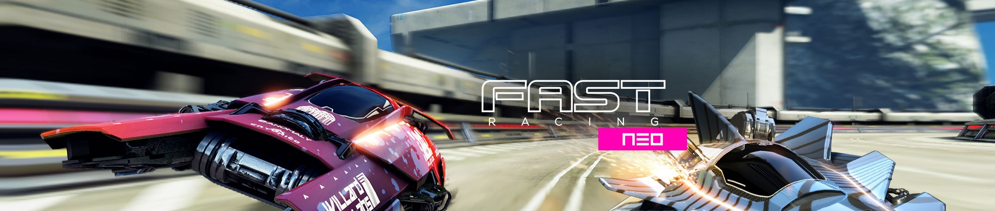 Banner FAST Racing NEO