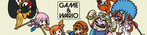 Banner Game and Wario
