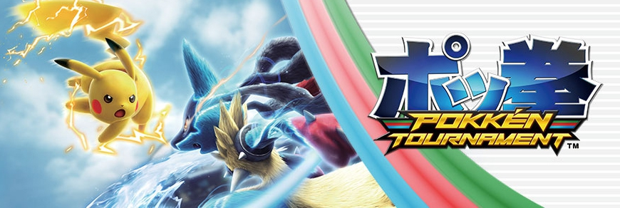 Banner Hori Pokken Tournament Pro Pad