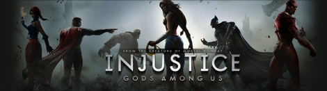 Banner Injustice Gods Among Us
