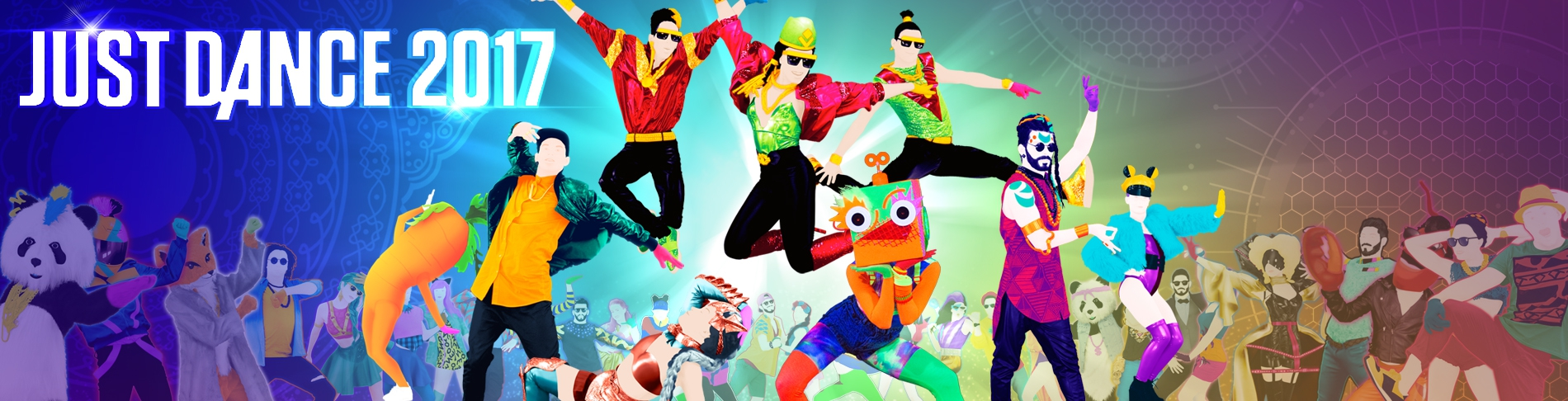 Banner Just Dance 2017