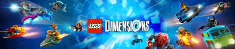 Banner LEGO Dimensions