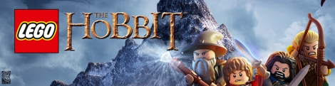 Banner LEGO The Hobbit