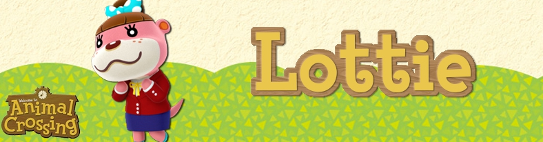 Banner Lottie - Animal Crossing Collection