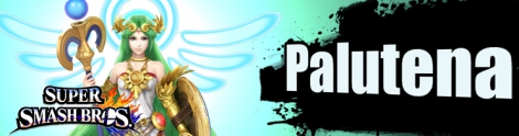 Banner Palutena Nr 38 - Super Smash Bros series