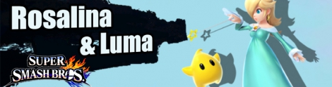 Banner Rosalina Nr 19 - Super Smash Bros series