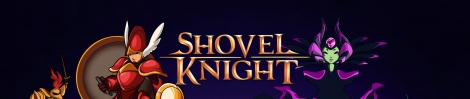 Banner Shovel Knight