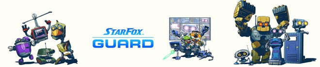 Banner Star Fox Guard