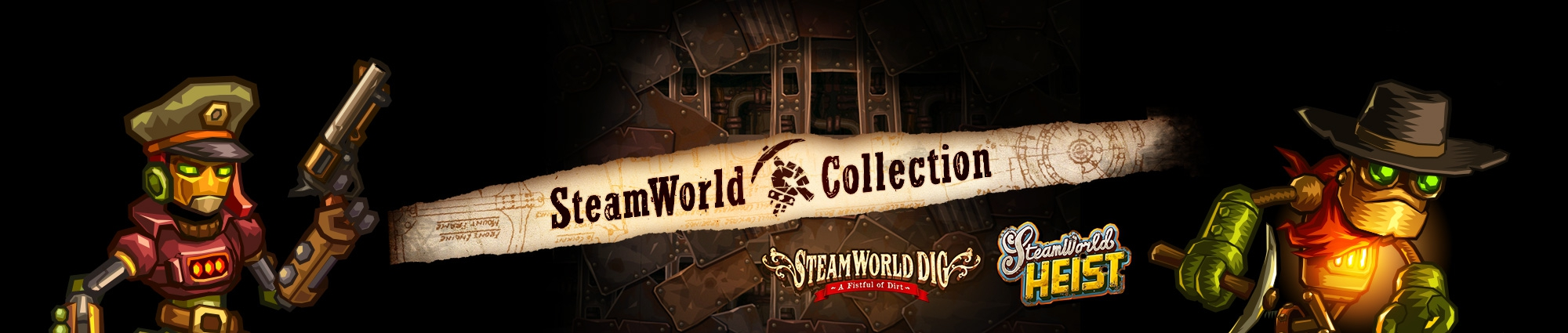 Banner SteamWorld Collection