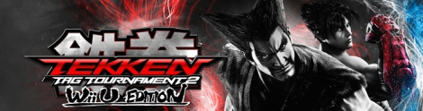 Banner Tekken Tag Tournament 2 Wii U Edition