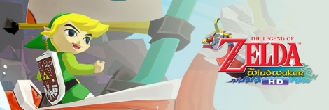 Banner The Legend of Zelda The Wind Waker HD