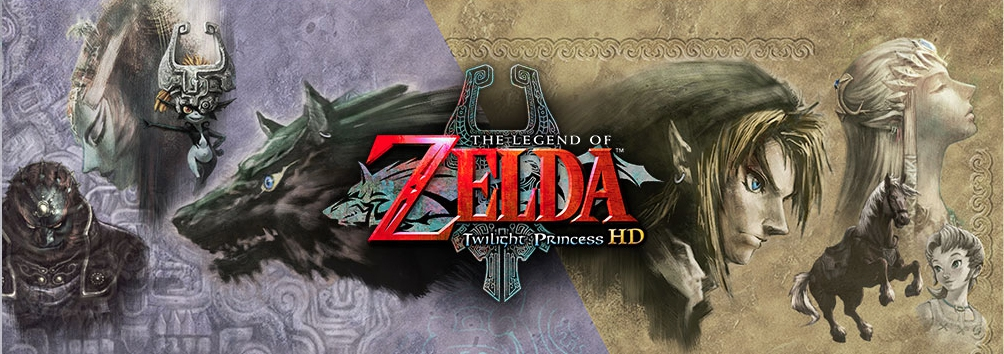 Banner The Legend of Zelda Twilight Princess HD