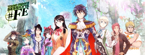 Banner Tokyo Mirage Sessions FE