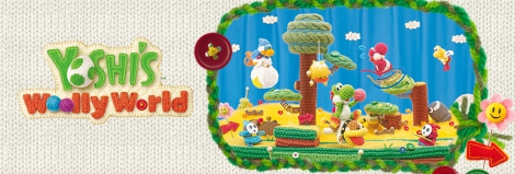 Banner Yoshis Woolly World