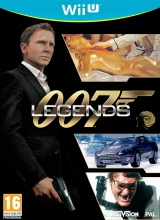 007 Legends voor Nintendo Wii U