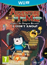 Adventure Time Explore the Dungeon Because I DONT KNOW voor Nintendo Wii U