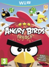 Angry Birds Trilogy voor Nintendo Wii U
