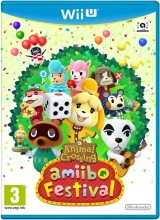 Boxshot Animal Crossing: amiibo Festival