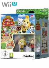 Animal Crossing: amiibo Festival + Marie & Max amiibo in Doos Nieuw voor Nintendo Wii U