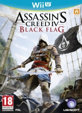 Assassins Creed IV Black Flag voor Nintendo Wii U