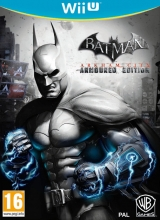 Batman: Arkham City - Armoured Edition voor Nintendo Wii U