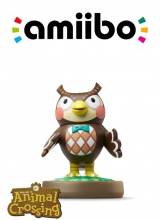 Boxshot Blathers - Animal Crossing Collection