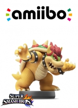 Bowser Nr 20 - Super Smash Bros series voor Nintendo Wii U