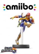 Captain Falcon (Nr. 18) - Super Smash Bros. series voor Nintendo Wii U