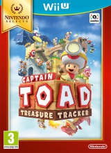 Captain Toad: Treasure Tracker Nintendo Selects voor Nintendo Wii