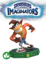 Crash Bandicoot - Skylanders Imaginators Sensei voor Nintendo Wii U