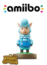 Cyrus - Animal Crossing Collection Nieuw voor Nintendo Wii U