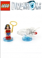 DC Comics Wonder Woman - LEGO Dimensions Fun Pack 71209 voor Nintendo Wii U
