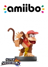 Diddy Kong (Nr. 14) - Super Smash Bros. series voor Nintendo Wii U