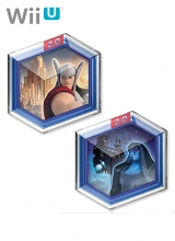 Disney Infinity 2.0: Marvel Super Heroes - Toy Box Game Discs voor Nintendo Wii