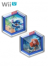 Disney Infinity 2.0: Originals - Toy Box Game Discs voor Nintendo Wii U