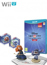 Disney Infinity 2.0: Toy Box Combo Pack Zonder Quick Guide voor Nintendo Wii