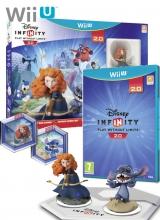 Disney Infinity 2.0: Toy Box Combo Pack Nieuw voor Nintendo Wii U