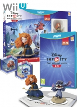 Disney Infinity 2.0: Toy Box Combo Pack in Doos voor Nintendo Wii U