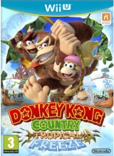 Donkey Kong Country Tropical Freeze voor Nintendo Wii U