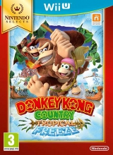 Donkey Kong Country: Tropical Freeze Nintendo Selects voor Nintendo Wii U