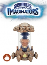 Earth Rocket - Skylanders  Imaginators Creation Crystals voor Nintendo Wii U
