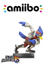 Falco (Nr. 52) - Super Smash Bros. series voor Nintendo Wii